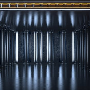 Neon Architecture VJ Loop - Neon Rooms 2 by Ghosteam