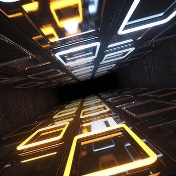 Neon Camera Drive