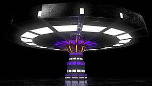 Luna Park VJ Loops Pack by Ghosteam - Carousel