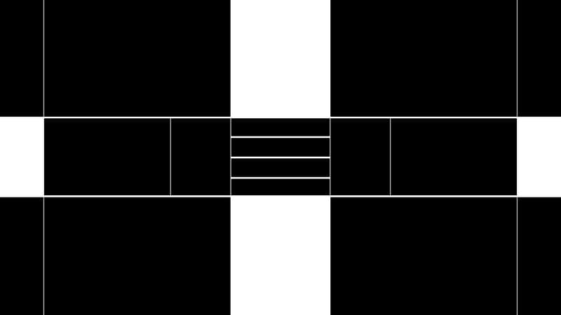 Ghosteam Grid Kit Divided Grid
