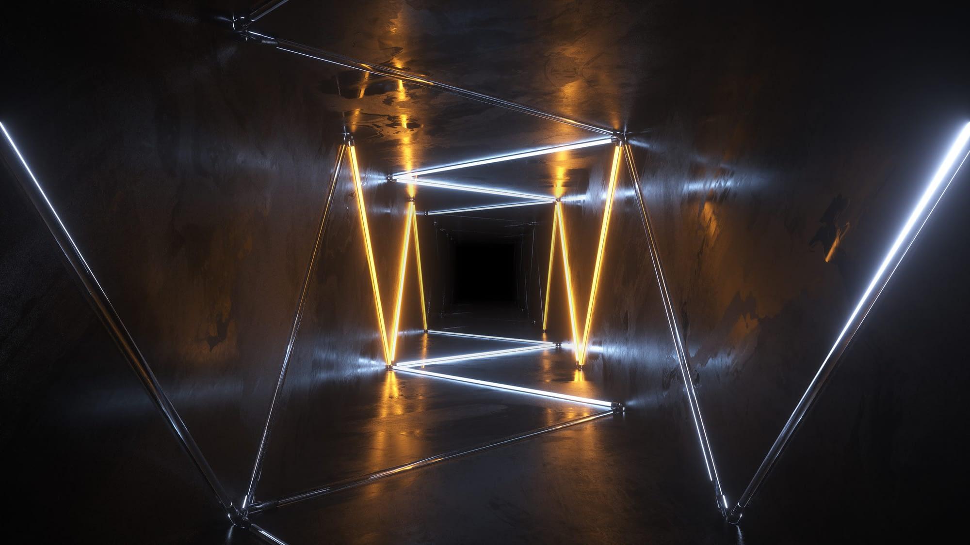 Neon Rooms 2 VJ Loop Pack by Ghosteam