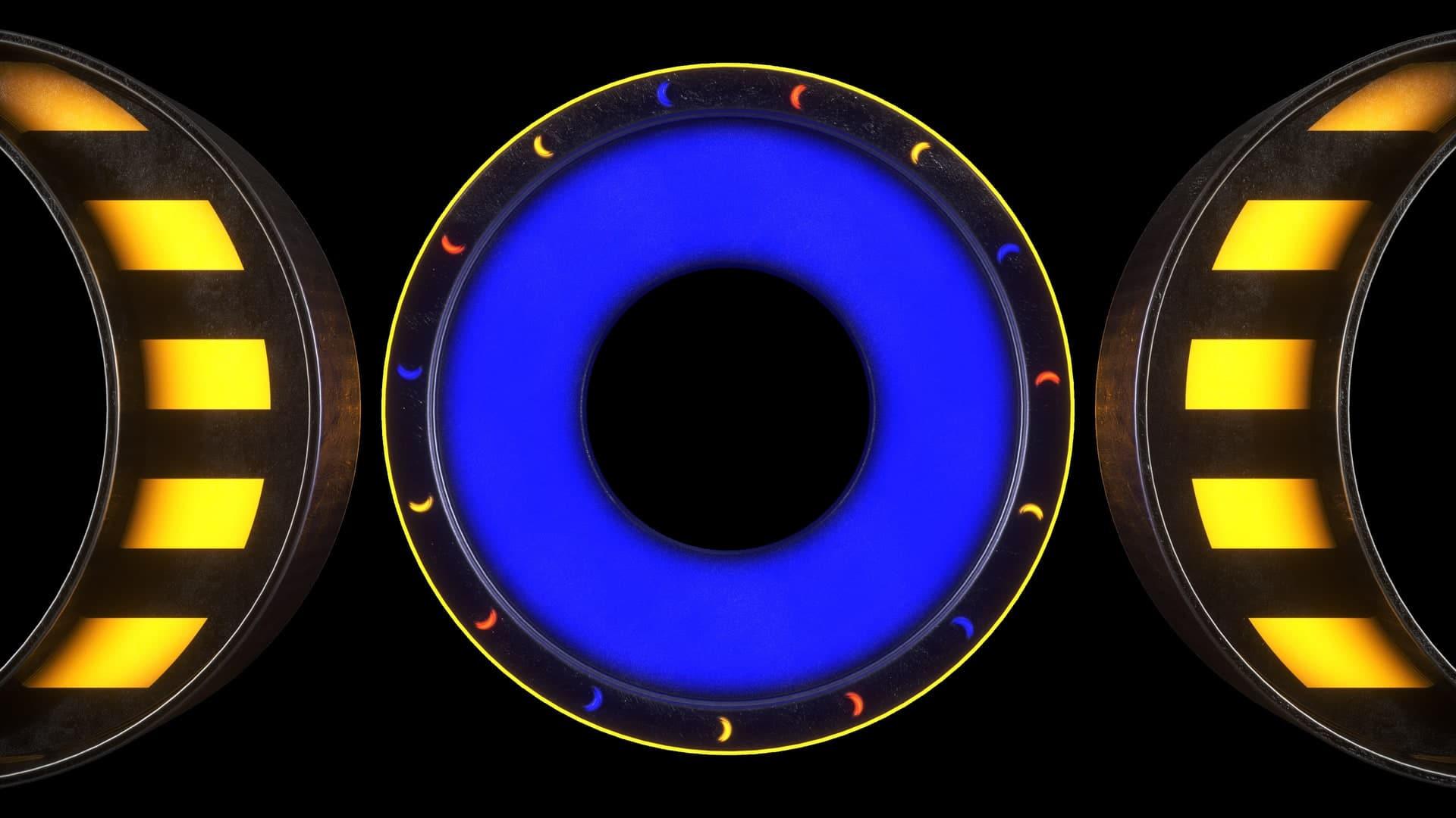 Trinity - VJ Loops Pack - Moons