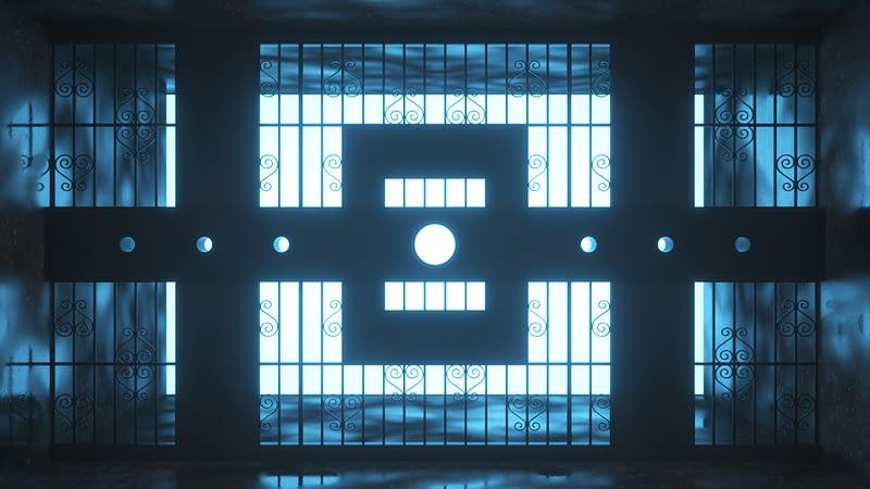 3D Magic Gate