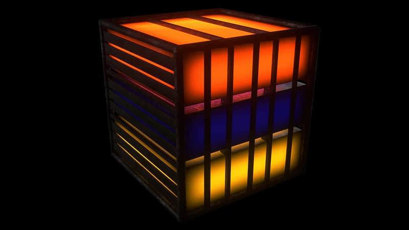 3D Cube - Trinity VJ Pack by Ghosteam