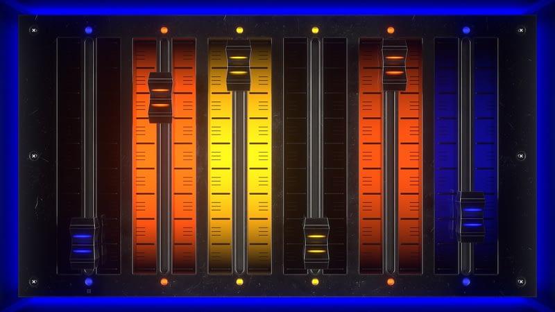 3D Audio Mixer