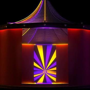 Circus Tent VJ Loop