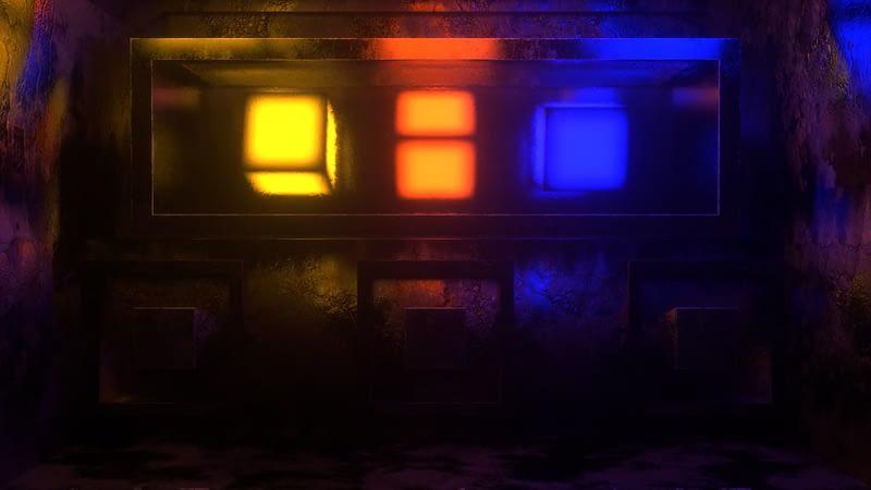3D Cubes - Trinity VJ Loops Pack