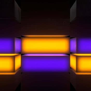 Light Blocks VJ Loop by Ghosteam