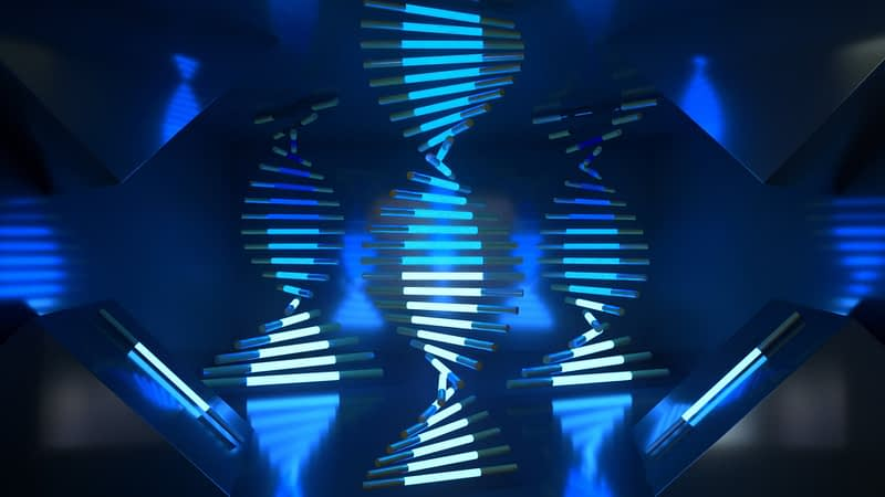 Neon Rooms VJ Pack by Ghosteam - DNA