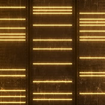 Neon Flicker VJ Loop - Neon Rooms 2 by Ghosteam