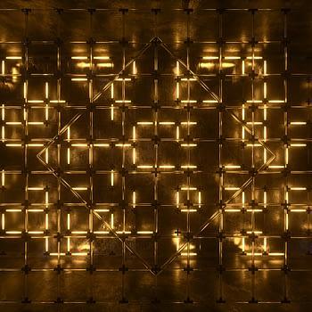 Neon Space VJ Loop - Neon Rooms 2 by Ghosteam