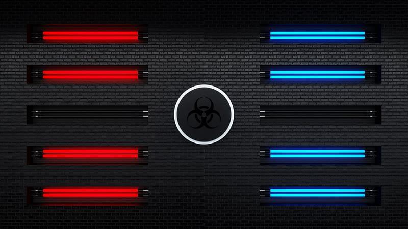 Neon Wall - Shatter VJ Loops Pack