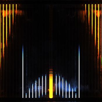 Neon Light VJ Loop - Neon Rooms 2 by Ghosteam