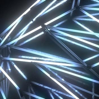 Neon Butterfly VJ Loop - Neon Rooms 2 by Ghosteam