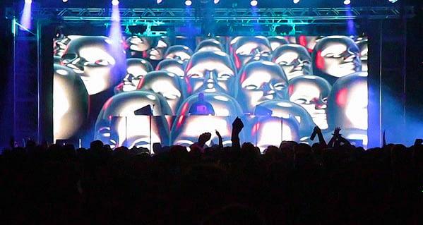 Masks Carl Cox